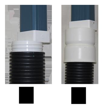 Downspout Adapters Macon Plastics